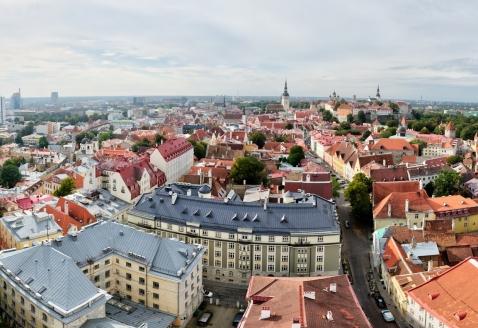 Tallin Estonia-US