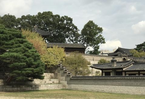 Gyeongbok Palace 4