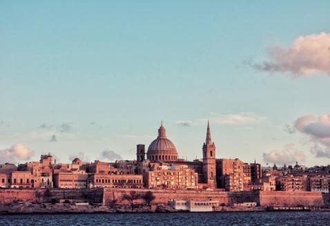 Valletta Malta-US