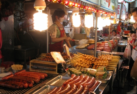 Taipei-2010-Shilin Night Market-EL